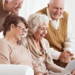 technologies in assisted living communities
